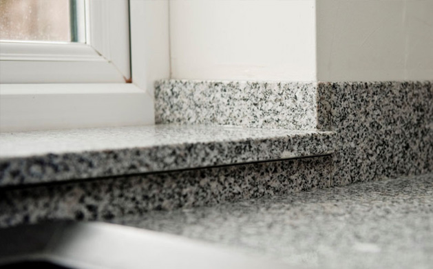 Granite windowsills